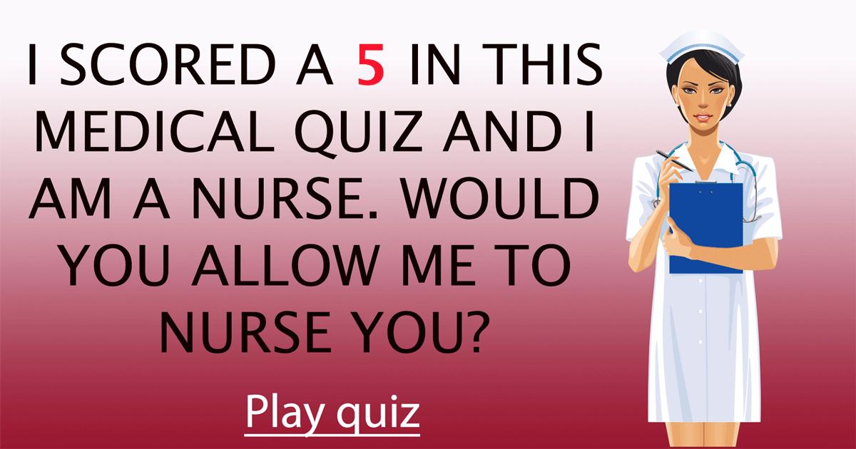 Hard Medical Quiz
